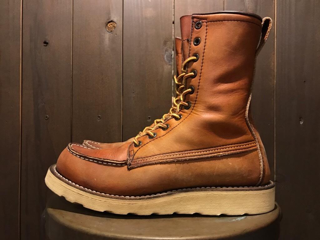 神戸店8/12(土)ヴィンテージブーツ&スーペリア入荷! #3REDWING Boots!!!_c0078587_18220243.jpg