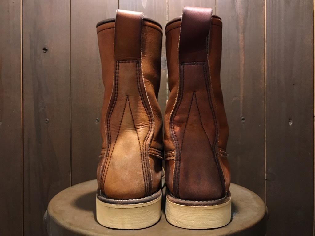 神戸店8/12(土)ヴィンテージブーツ&スーペリア入荷! #3REDWING Boots!!!_c0078587_18220274.jpg