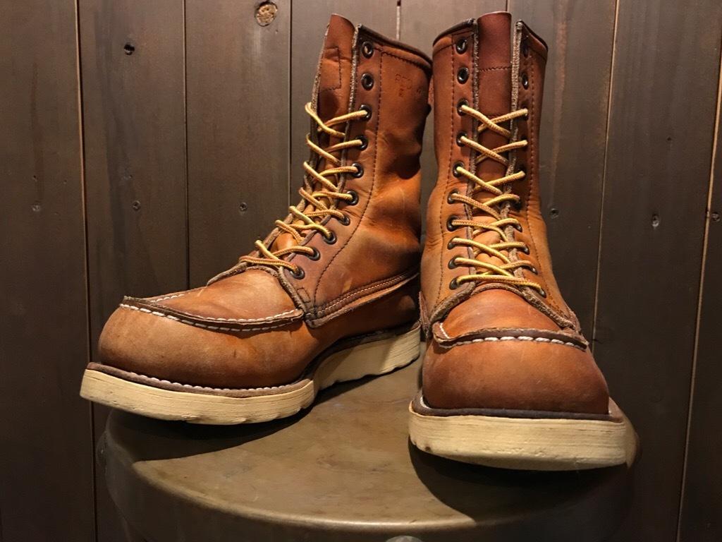 神戸店8/12(土)ヴィンテージブーツ&スーペリア入荷! #3REDWING Boots!!!_c0078587_18220284.jpg