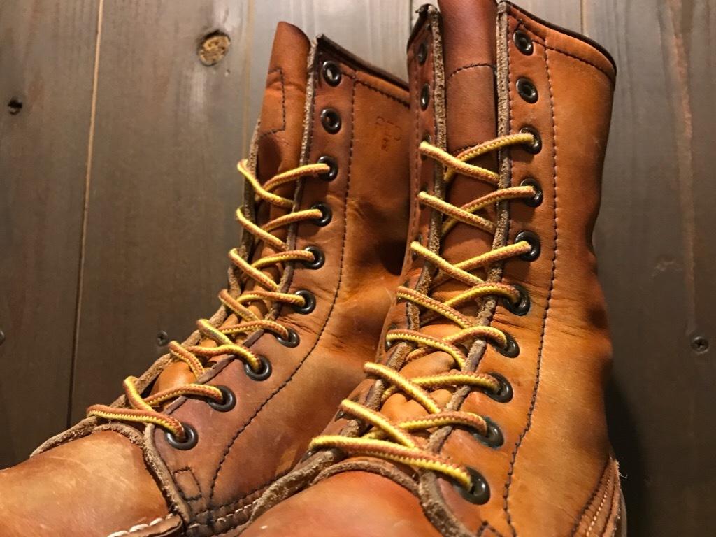 神戸店8/12(土)ヴィンテージブーツ&スーペリア入荷! #3REDWING Boots!!!_c0078587_18500002.jpg