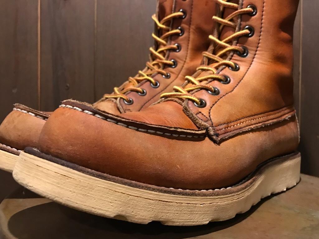神戸店8/12(土)ヴィンテージブーツ&スーペリア入荷! #3REDWING Boots!!!_c0078587_18500149.jpg