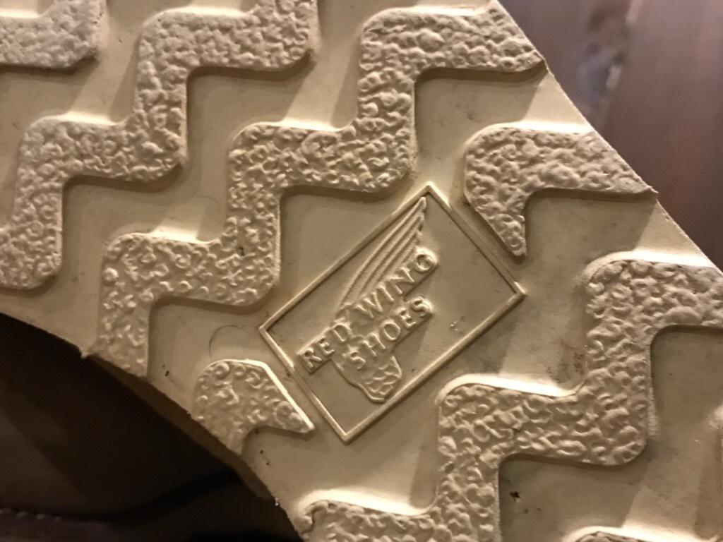 神戸店8/12(土)ヴィンテージブーツ&スーペリア入荷! #3REDWING Boots!!!_c0078587_18520973.jpg