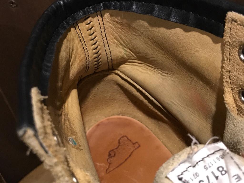 神戸店8/12(土)ヴィンテージブーツ&スーペリア入荷! #3REDWING Boots!!!_c0078587_18521034.jpg