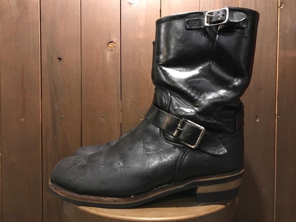 神戸店8/12(土)ヴィンテージブーツ&スーペリア入荷! #3REDWING Boots!!!_c0078587_18531841.jpg