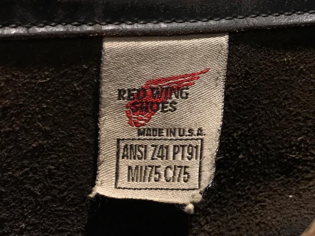 神戸店8/12(土)ヴィンテージブーツ&スーペリア入荷! #3REDWING Boots!!!_c0078587_18531924.jpg