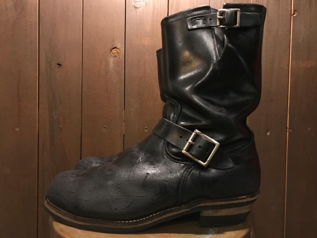 神戸店8/12(土)ヴィンテージブーツ&スーペリア入荷! #3REDWING Boots!!!_c0078587_18563240.jpg