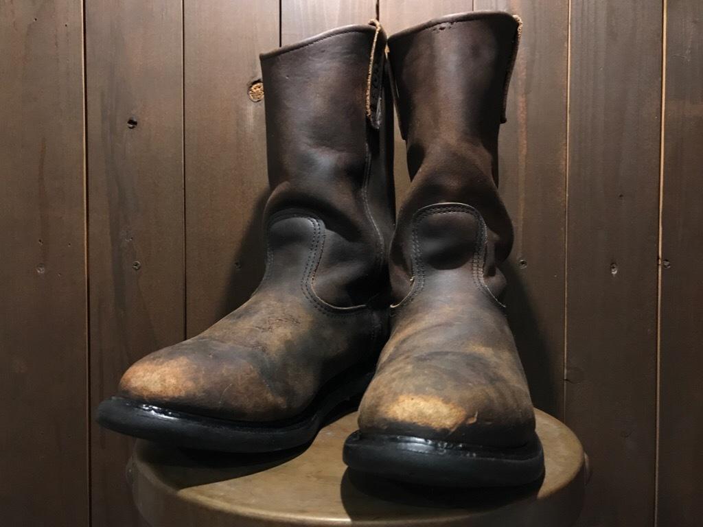 神戸店8/12(土)ヴィンテージブーツ&スーペリア入荷! #3REDWING Boots!!!_c0078587_18574055.jpg