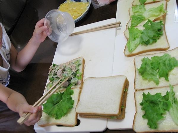 夏季合宿 昼食 夕食の御手伝い_f0129726_22332509.jpg