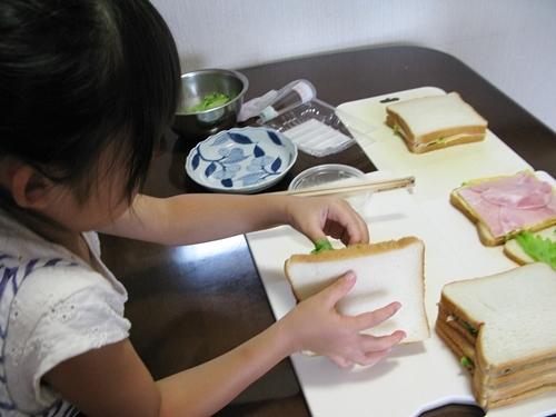 夏季合宿 昼食 夕食の御手伝い_f0129726_22340946.jpg