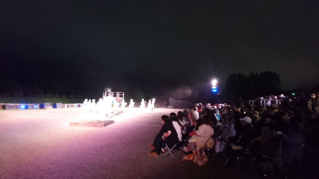雨の中の函館野外劇。皆さんにありがとう_b0106766_23274944.jpg