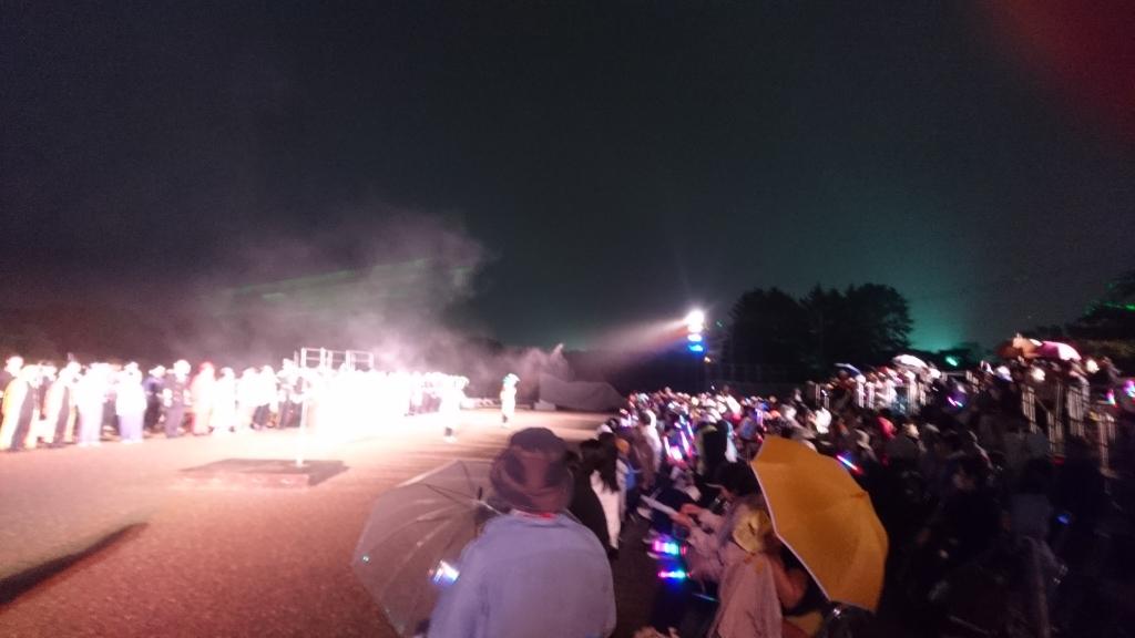 雨の中の函館野外劇。皆さんにありがとう_b0106766_23280014.jpg