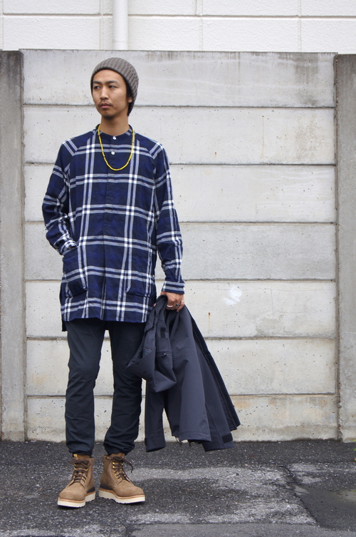 nonnative - 2017 A/W COLLECTION 1st STYLE._c0079892_2035030.jpg