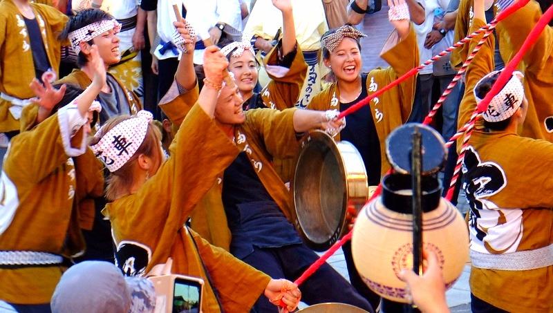 「笑顔の祭り、石取祭!三重県桑名市の伝統的な夏祭り」 - じぶん日記