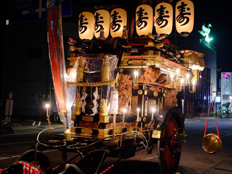 「三重県桑名市 400年続く奇祭、石取祭」 : じぶん日記