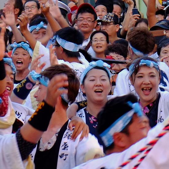 「三重県桑名市 400年続く奇祭、石取祭」 - じぶん日記