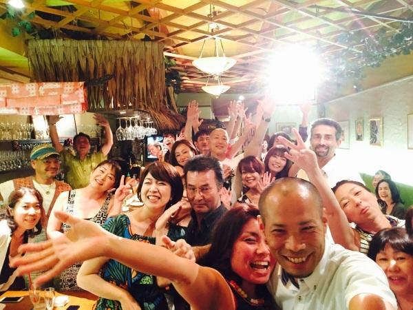 名古屋・常夏キューバナイト_a0103940_15225500.jpg