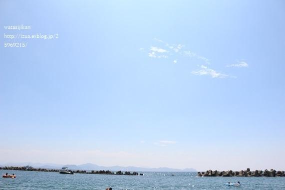 海水浴と夏休みの娘_e0214646_21302799.jpg
