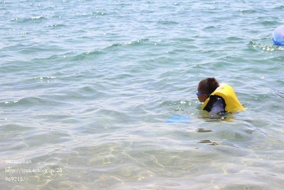 海水浴と夏休みの娘_e0214646_21310576.jpg