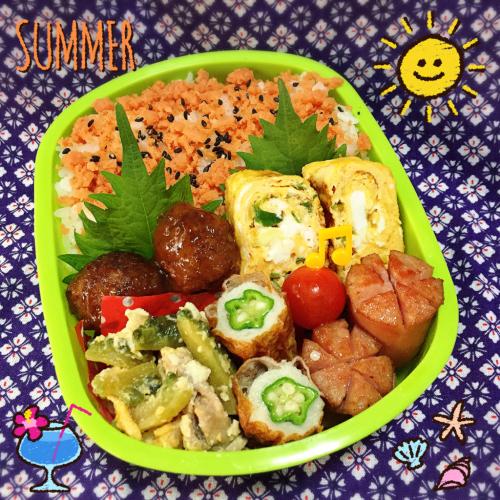 夏休みなのに娘弁(^▽^;)_d0004447_09303732.jpg