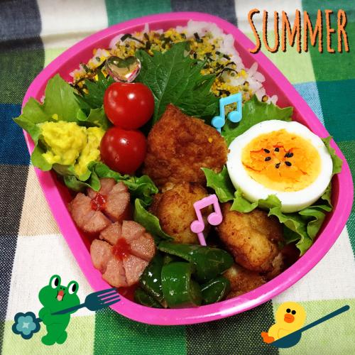 夏休みなのに娘弁(^▽^;)_d0004447_09303851.jpg
