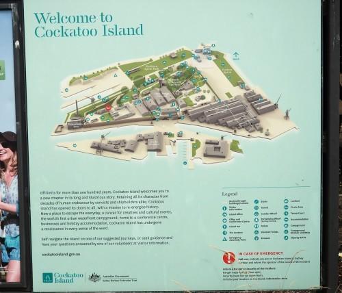 素敵な廃墟島。シドニーにある世界遺産、コカトゥー島_c0351060_20140126.jpg
