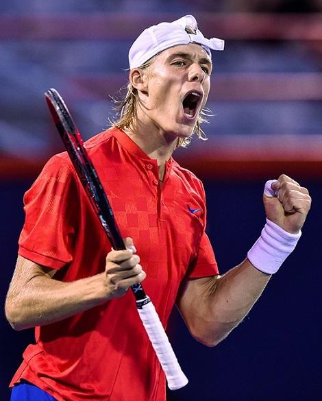 ダルビッシュ連勝、テニス界に新星登場_d0183174_12433274.jpg
