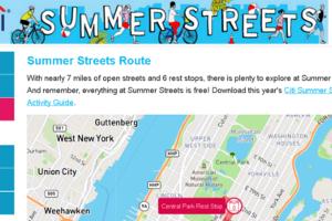 NY最長の歩行者天国イベント、Summer Streets 2017_b0007805_212479.jpg