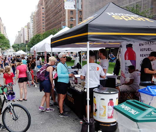 NY最長の歩行者天国イベント、Summer Streets 2017_b0007805_21283571.jpg