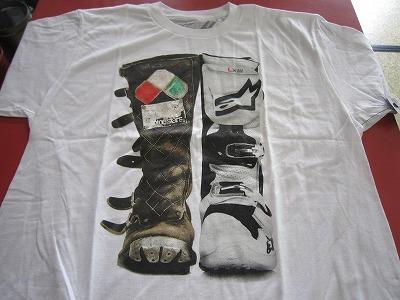 アルパインスターズ Tシャツ_d0070634_15464105.jpg
