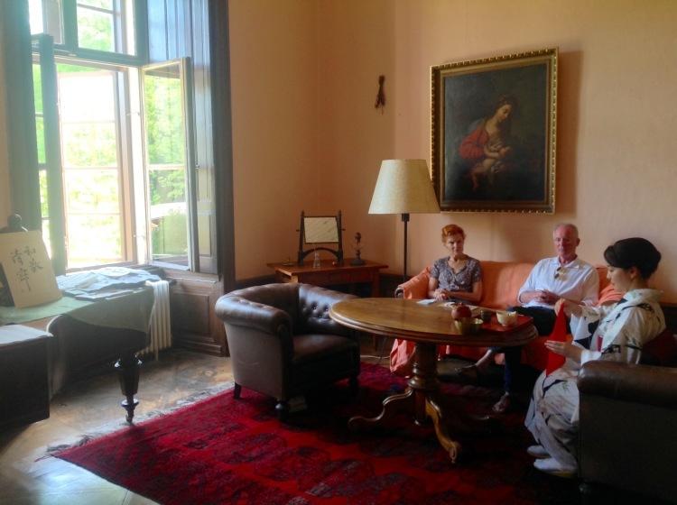 ウィーン北部古城に眠る 伊万里コレクションを訪ねて_d0334837_19543971.jpg