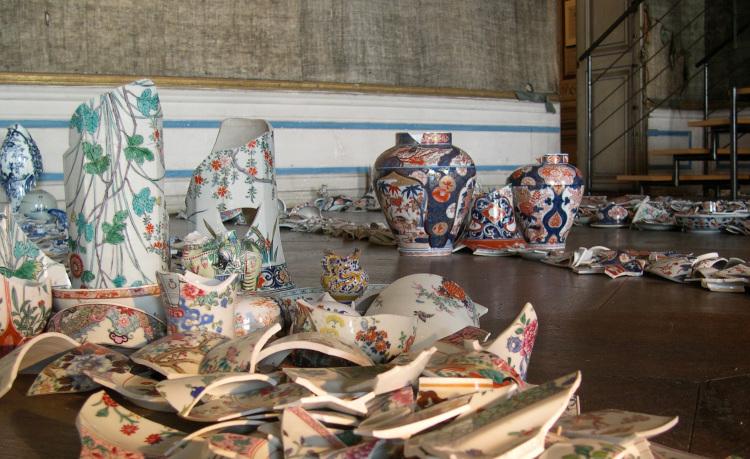 ウィーン北部古城に眠る 伊万里コレクションを訪ねて_d0334837_21302920.jpg