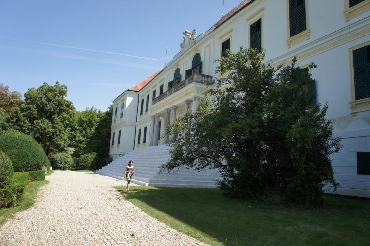 ウィーン北部古城に眠る 伊万里コレクションを訪ねて_d0334837_22285988.jpg