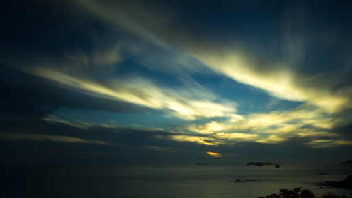 陽が沈む_f0051464_11121594.jpg