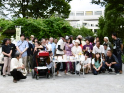 さんきゅう夏祭り、みんなありがとう!_c0219972_21105566.jpg
