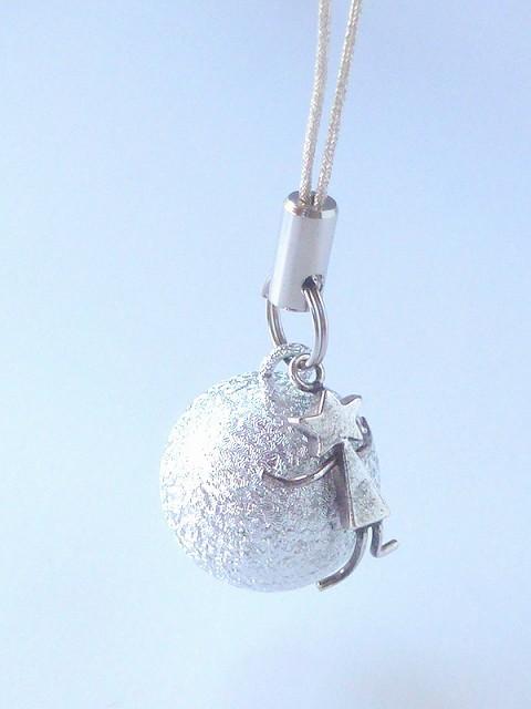 癒しの珠を抱く星の人☆_c0165589_11230216.jpg