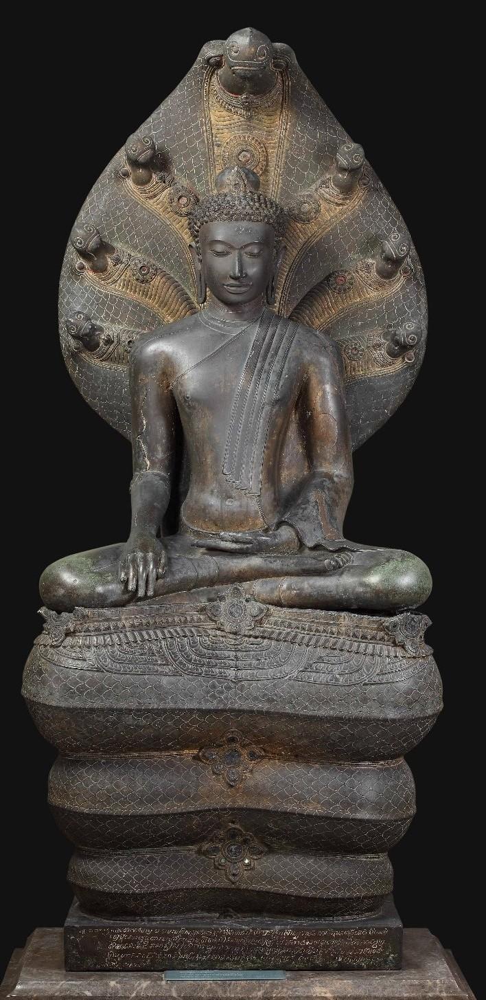 タイ 仏の国の輝き 東京国立博物館_e0345320_09532994.jpg