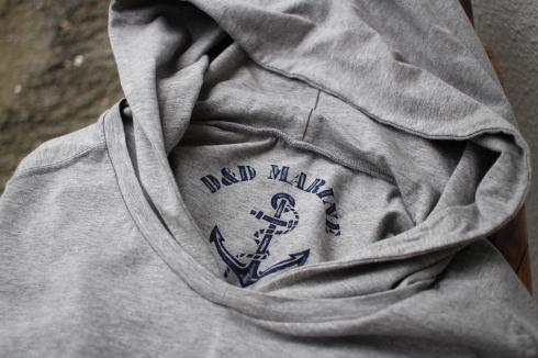心地良い9分袖フード付きTシャツ♪_d0108933_19113351.jpg