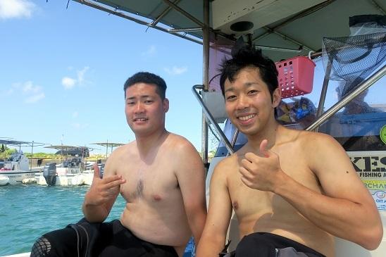 8月海シーズン夏真っ最中!!_a0156273_20300743.jpg