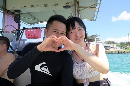 8月海シーズン夏真っ最中!!_a0156273_20300916.jpg