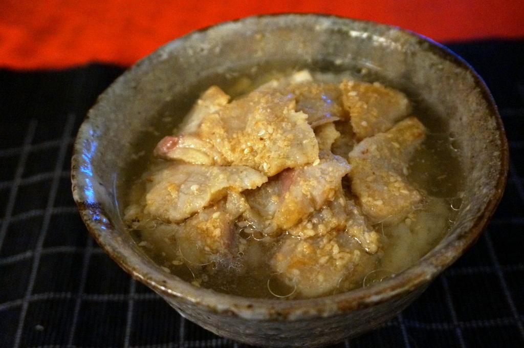 散歩の続き+鶏カツ弁当と鯛茶漬け_c0180686_06514124.jpg