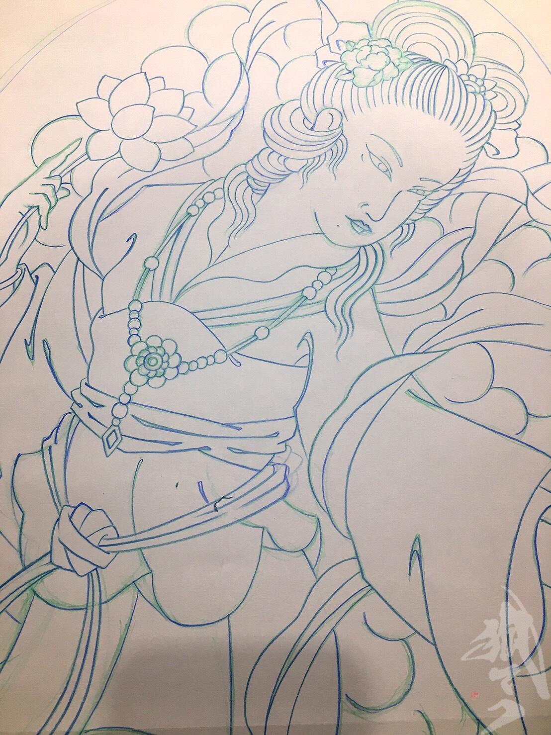 兵庫県 明石 タトゥーデザイン_e0261276_1931169.jpg