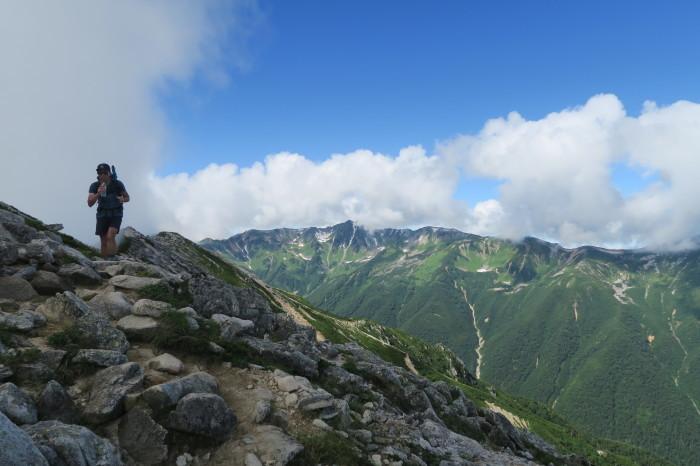2017.8.11-13 夏の北アルプスハイク3days day3(三俣山荘-高瀬ダム)_b0219778_20052177.jpg