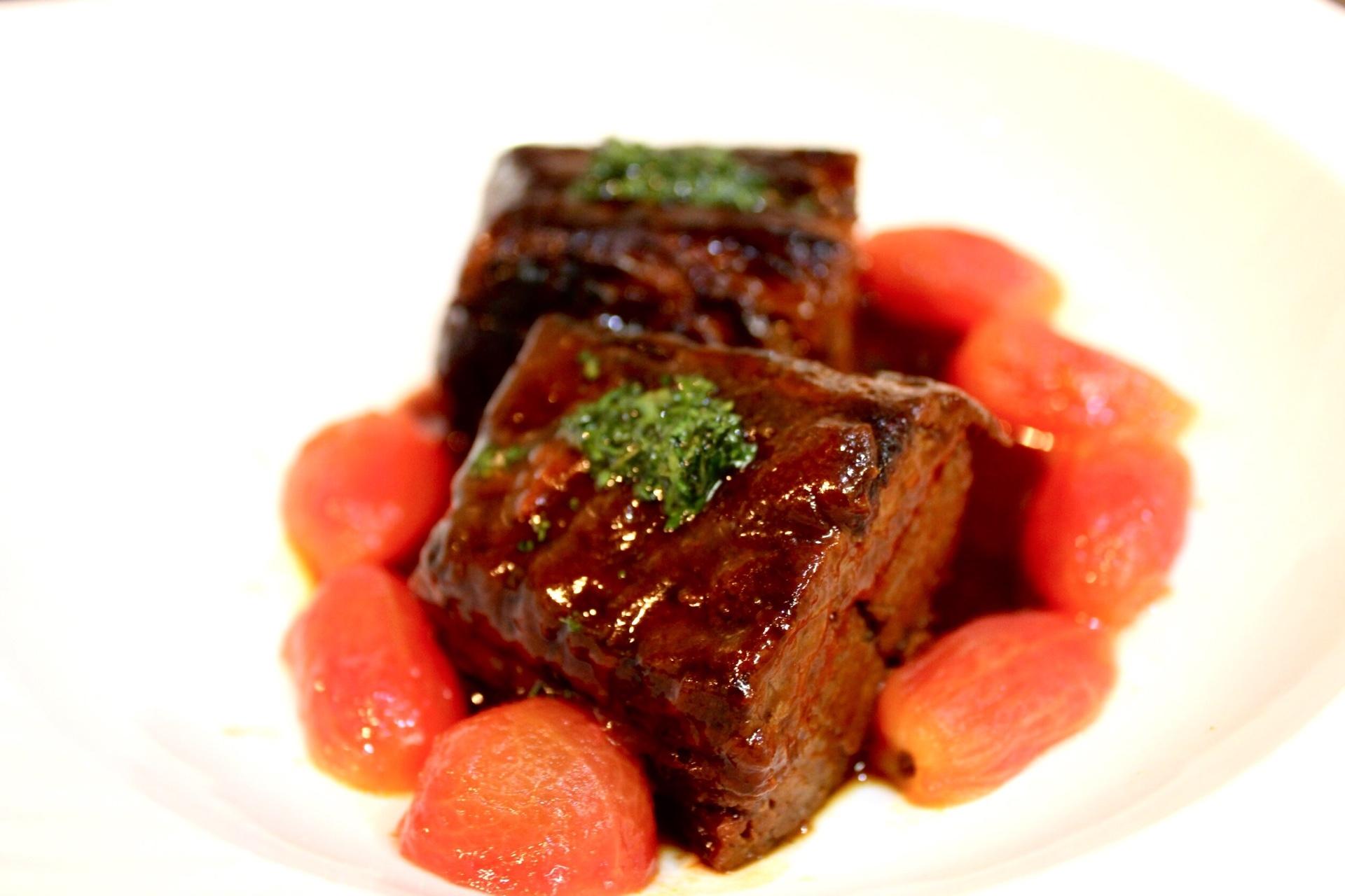 イオンのタスマニアビーフで牛肉の赤ワイン煮込み_a0223786_06515405.jpg