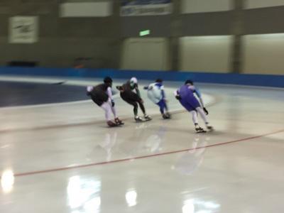 金栄堂サポート:スピードスケート・土屋良輔選手アイウェアインプレッション!_c0003493_09212157.jpg