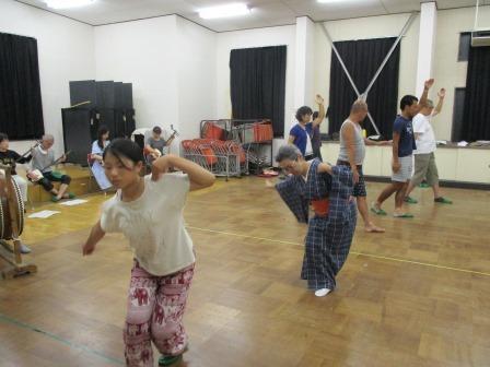 宮島踊り練習会_f0229523_17265659.jpg