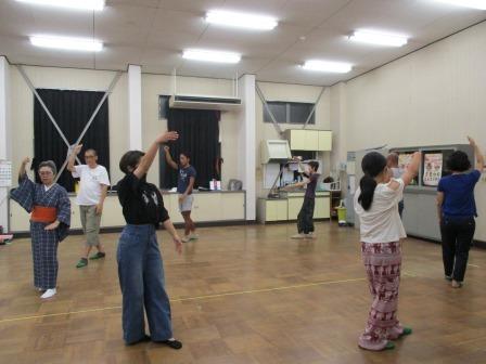 宮島踊り練習会_f0229523_17265661.jpg