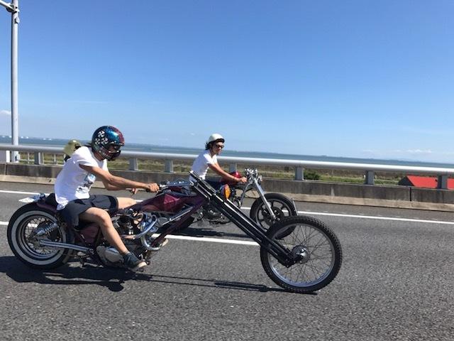 お盆休みバイクと自転車三昧_e0365651_20352393.jpg