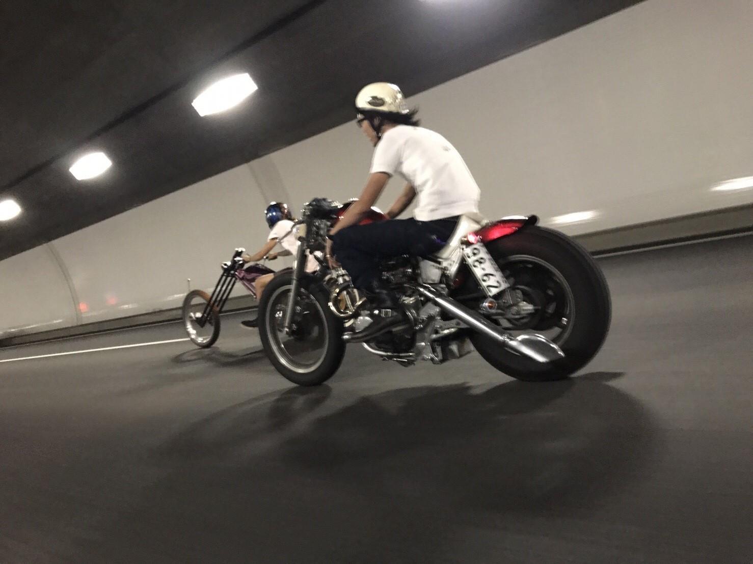 お盆休みバイクと自転車三昧_e0365651_20352568.jpg