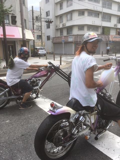 お盆休みバイクと自転車三昧_e0365651_20353540.jpg