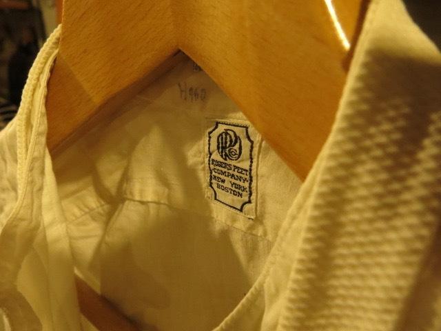 "\""1890\'S TAXIED DRESS SHIRTS\""ってこんなこと。_c0140560_09045574.jpg"